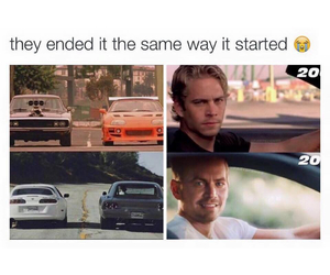 paul walker and ff7 image