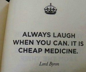 quote, laugh, and smile image