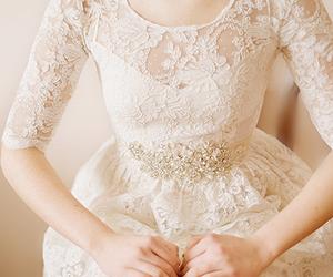 dress, girly, and Hot image