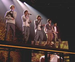 one direction and x factor 2010 image