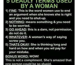 woman, funny, and true image