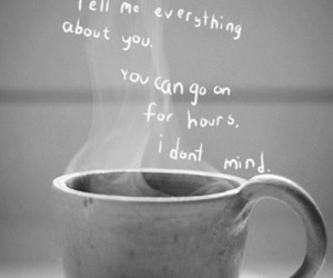 quotes, coffee, and tea image