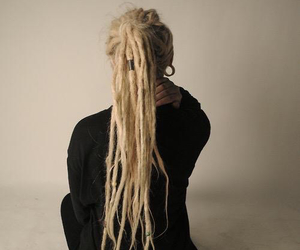 alternative, dreadlocks, and hippie image