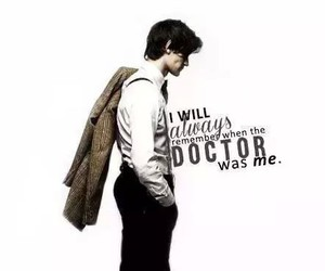 doctor who, doctor, and remember image