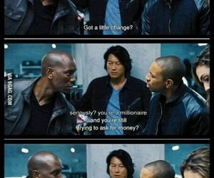 funny, fast and furious, and lol image