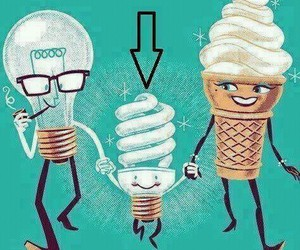 ice cream, funny, and family image