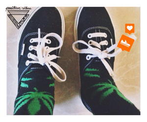 positive, vans, and huf image