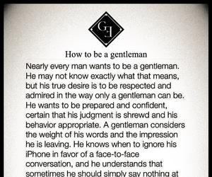 gentlemen, lovely, and men image