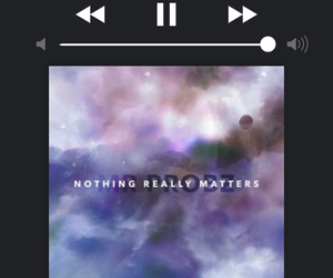 music, nothing really matters, and mr probz image