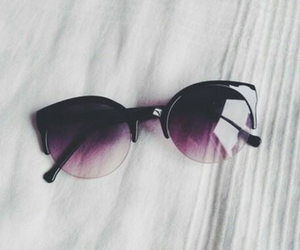 sunglasses, glasses, and purple image