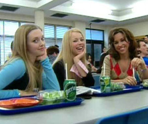 girl, girls, and mean girls image