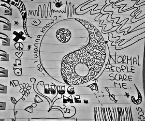 &, draw, and me image
