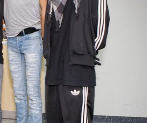 addidas, adidas, and bill kaulitz image