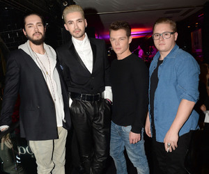 bill kaulitz, tokio hotel, and tom kaulitz image