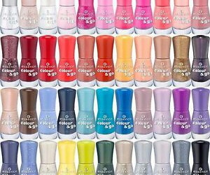 essence and nail polish image