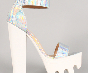 heels, highheels, and hologram image