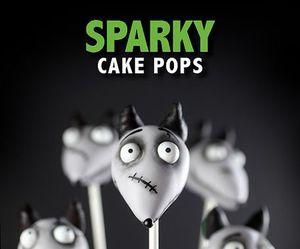 cake pops, sweet, and tim burton image