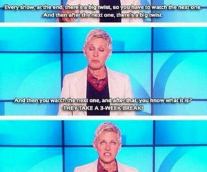 ellen, funny, and series image