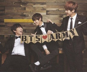 bts, army, and jhope image