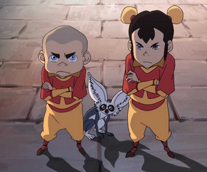airbender, ikki, and the legend of korra image
