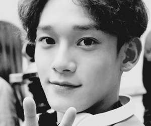 Chen, exo, and ♥ image