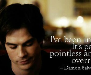 love, damon salvatore, and damon image