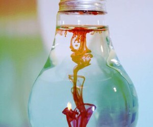 artistic, bulbs, and colors image