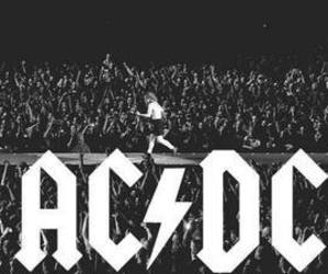 ACDC, rock, and music image