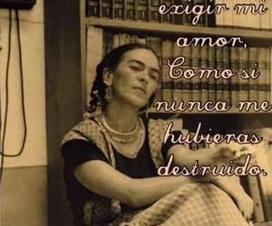 amor, frases, and kahloismo image