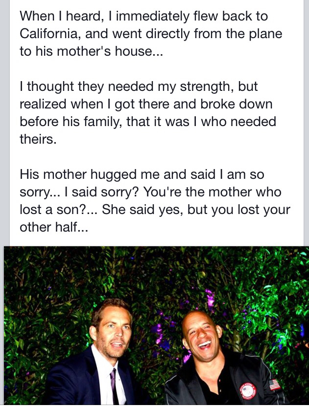 broken, emotional, and fast & furious image