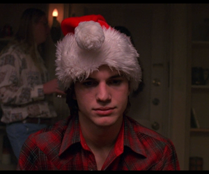 ashton kutcher, that 70s show, and kelso image