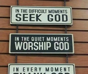 god, jesus, and worship image