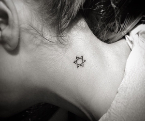 tattoo and star image