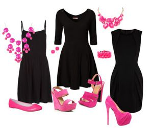 black dress, office outfit, and business image