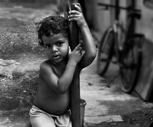 b&w, india, and black and white image
