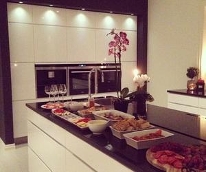 kitchen, food, and luxury image