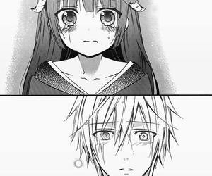 manga, anime, and inu x boku ss image