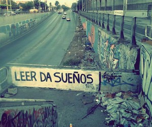 Dream, leer, and accion poetica image