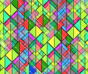 cartoons, colorful, and colors image