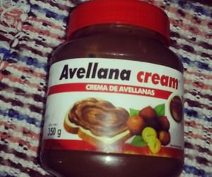 ferrero, nutellalover, and avellanacream image