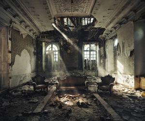abandoned image