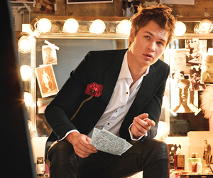 ansel elgort, boy, and actor image