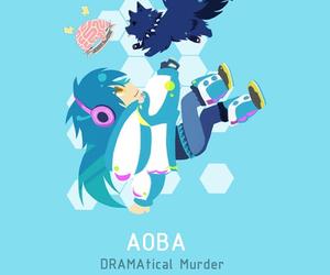 aoba, dramatical murder, and dmmd image