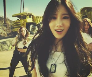 snsd, taeyeon, and catch me if you can image