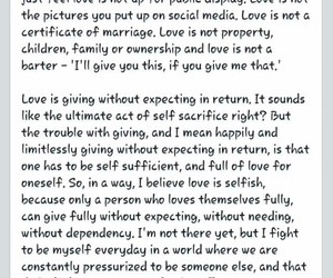 inspiration, true love, and love yourself image