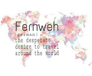 travel and fernweh image
