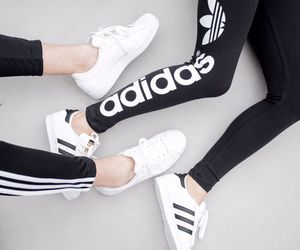 adidas, clean, and cupcake image