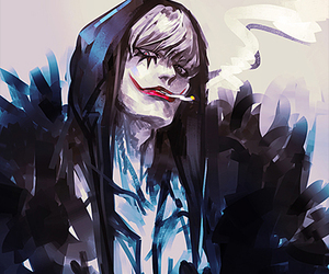 one piece, anime, and corazon image