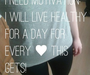 healthy, help, and motivation image