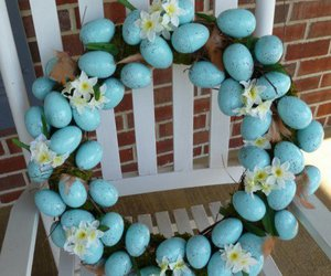 blue, colors, and easter image